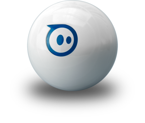 Sphero robotic gaming ball